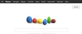Google festeggia gli m&m's