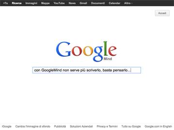 Google presenta Google Mind