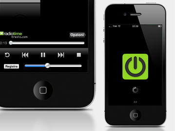 iRadio APP per iPhone / iPad