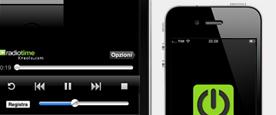 iRadio APP per iPhone / iPad